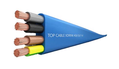 Cables méplats, RO2V...