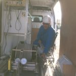 Diagraphie à Djelfa traveaux east drilling
