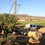 diagraphie à Frenda wilaya de Saida Traveaux Sarl east drilling