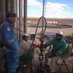 diagraphie forage albien Messad 1600 m 8 Travaux east drilling