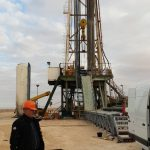 diagraphie forage albien Messad 1600 m Travaux east drilling